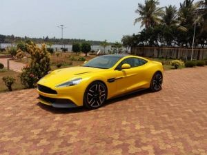 India Gets Yet Another Aston Martin – This Is An Eye-Catching One For Sure!