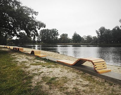 """Check out new work on my @Behance portfolio: """"Bench"""" http://be.net/gallery/48465151/Bench"""