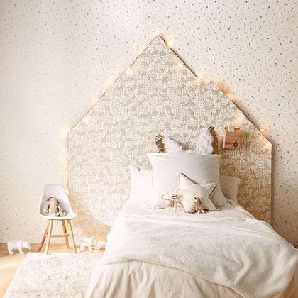 les 25 meilleures idées de la catégorie papier peint chambre bébé ... - Papier Peint Pour Chambre Bebe Fille