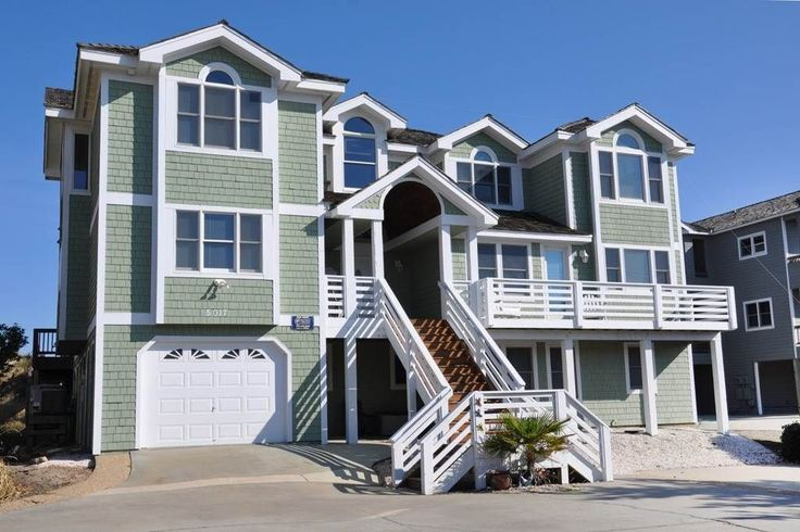 House vacation rental in Nags Head, NC, USA from VRBO.com! #vacation #rental #travel #vrbo