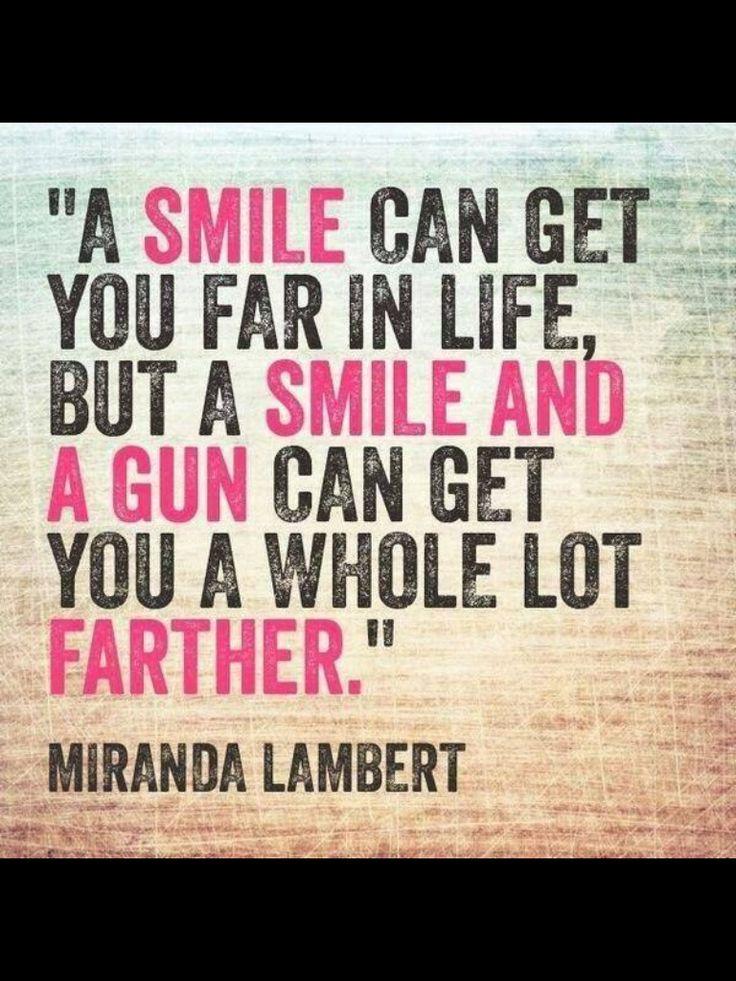 Miranda lambert quote