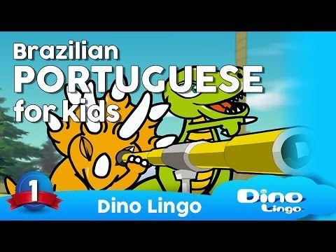 Portuguese (Brazil)  for kids DVDs, flashcards, books - Online Portuguese (Brazil)  learning software for children, toddlers, babies