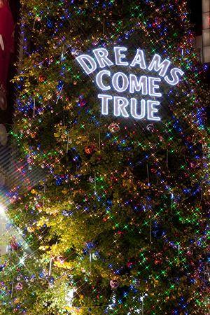 表参道クリスマスイルミネーション2010