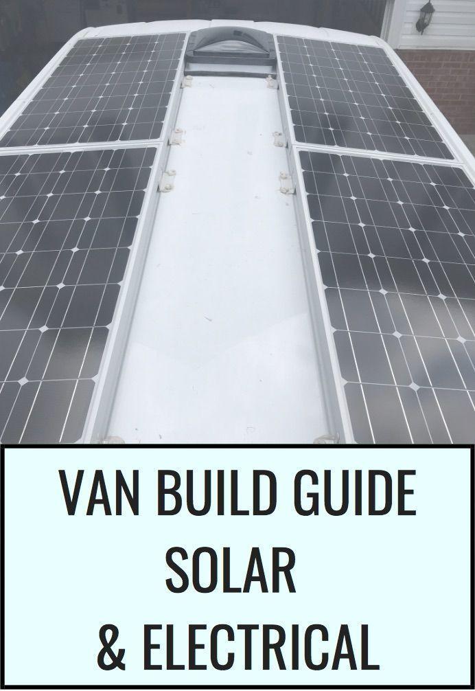 Van Electrical Solar Lighting Divine On The Road Solar Panels Best Solar Panels Solar