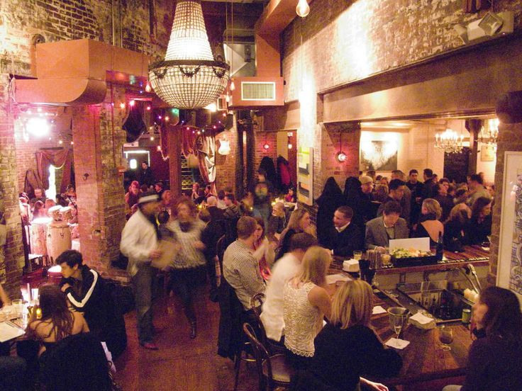The Beehive. By far and away my favorite restaurant in Boston. Live jazz is always fantastic and never too loud and overbearing. Great food, drinks, and atmosphere.