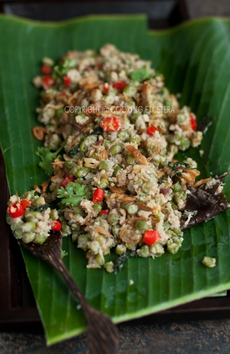 Lawar Bali ala Cooking Etcetera