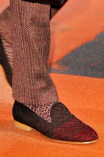 Cb made in italy for Missoni men's 13/14 FW