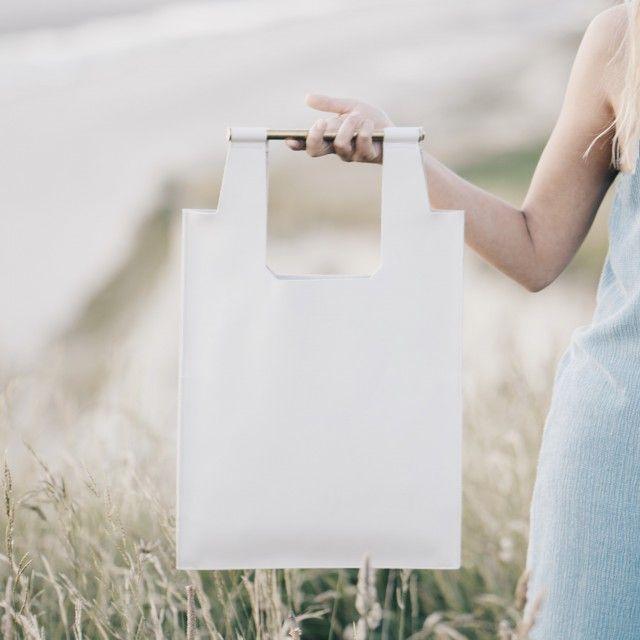 Shopper Frame Bag by Zand-erover
