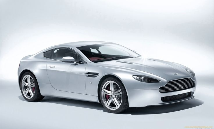 Image for aston martin v8 vantage coupe 2009