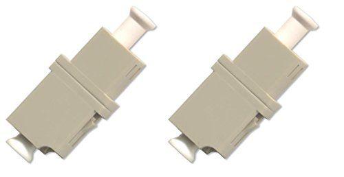 2 Pack LC-LC Fiber Optic Adapter Multimode Simplex Coupler Female F/F RiteAV http://www.amazon.com/dp/B00WU1TVGG/ref=cm_sw_r_pi_dp_Oiwqvb00NCPAB