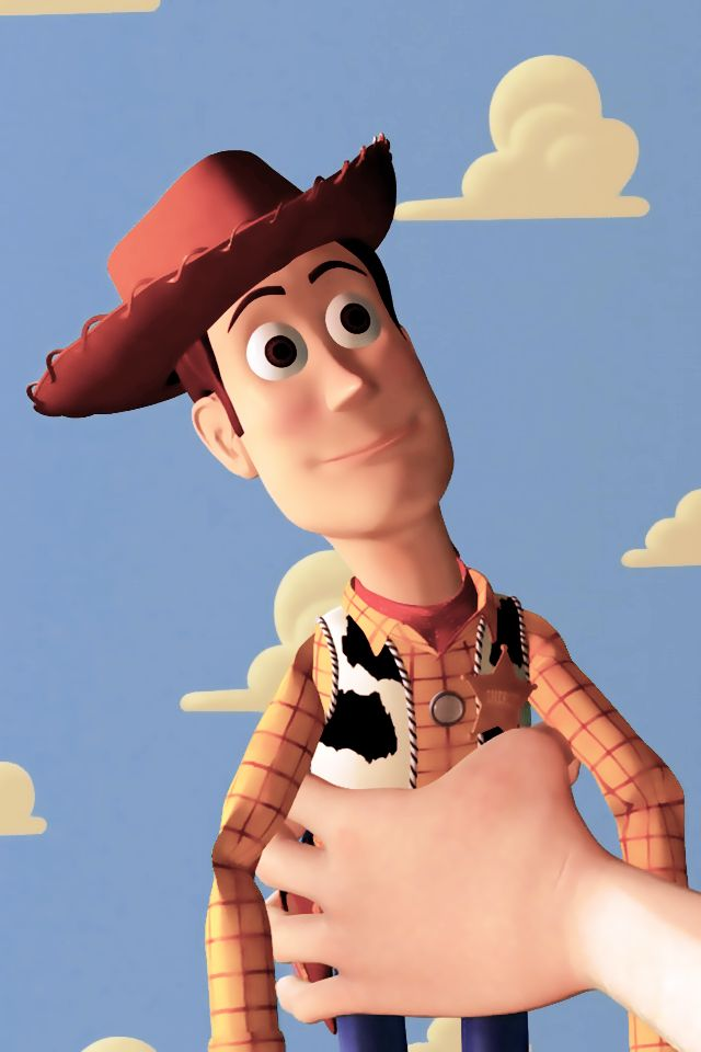 I used to have a woody doll with the pull string at the back like the real thing, I don't know where he's gone!