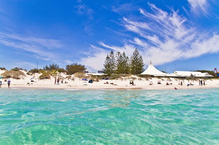 Port Beach, Fremantle. Cant believe this is actually happening!!