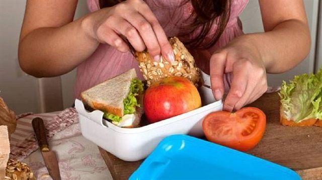 Çocukların beslenme çantaları nasıl hazırlanmalı