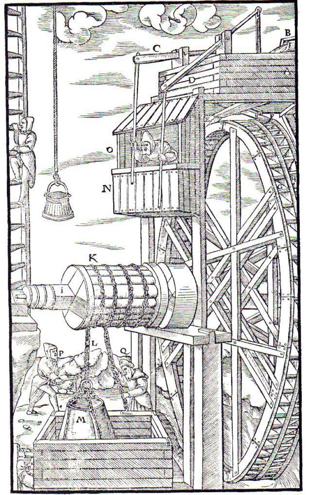 Las simplificaciones de Agricola - Cuaderno de Cultura Científica
