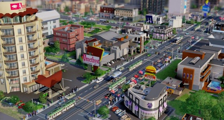 Top 12 Best New City Building Games For Pc 2017 City Building Game City Buildings City Builder Games