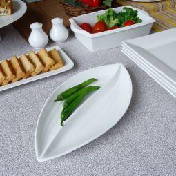 Alfresco Symphony Nurture Canopy Divided Serving Plate