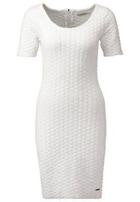 Calvin Klein Jeans RORY - Neulemekko - white - Zalando.fi