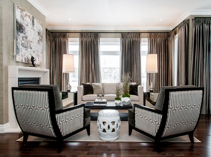 Contemporary Living Room -   Atmosphere Interior Design |