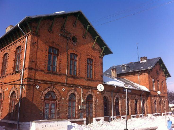 Gara din Tutova, Vaslui