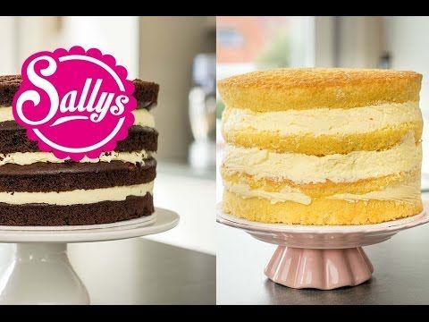 deutsche Buttercreme Grundrezept und Variationen / Cake Basics