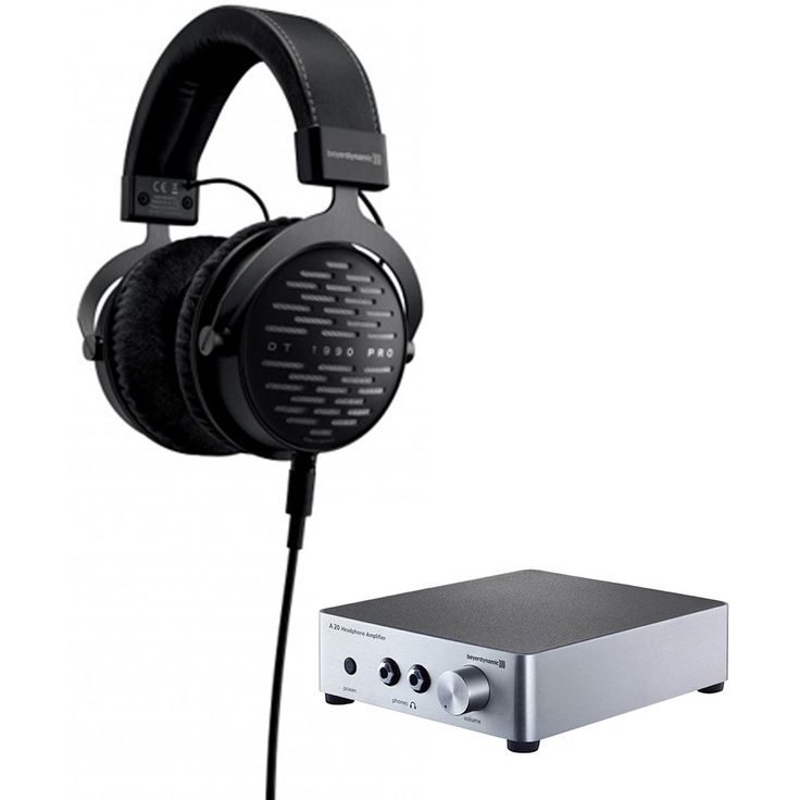 BeyerDynamic DT 1990 PRO 250 Ohm Open Studio Headphones (710490) with BeyerDynamic A20 Headphone Amplifier. BeyerDynamic DT 1990 PRO 250 Ohm Open Studio Headphones. Velour Earpads (2) - 2 Pairs of Cables (3m Straight & Coiled) - Premium Hard Case. BeyerDynamic A20 Headphone Amplifier. High-Resolution Sound. Durable Construction.