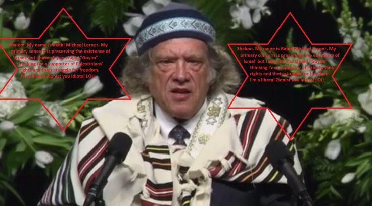 rabbi michael lerner edited