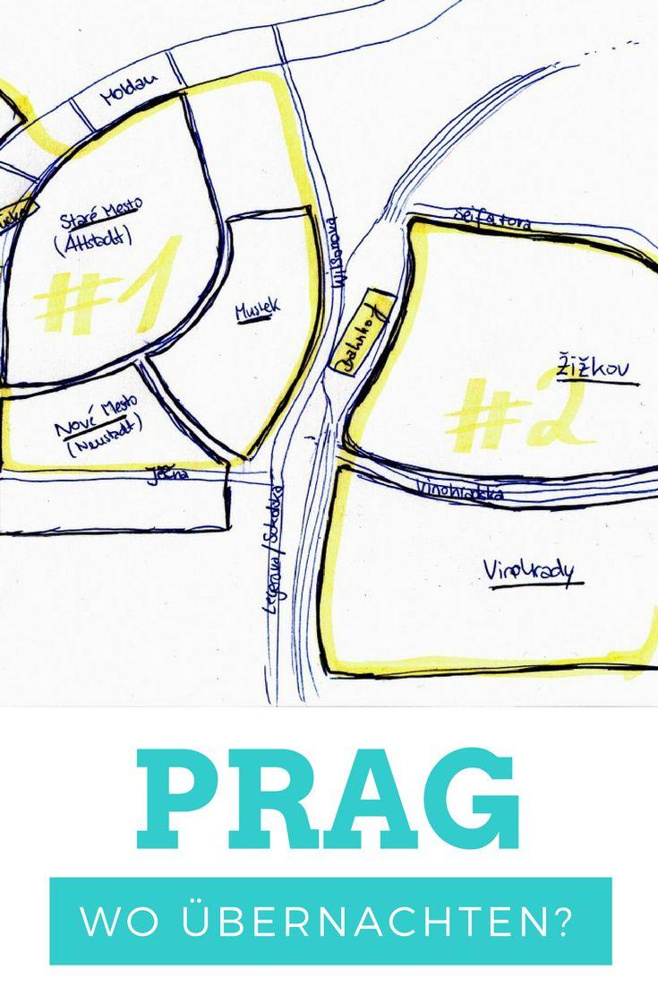 Wo übernachtet man am besten in Prag? Wir zeigen dir die besten Stadtviertel für jeden Reisetyp in Prag und empfehlen dir in jedem Viertel die besten Hotels für jeden Geldbeutel.