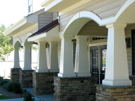 craftsman style collums - Yahoo! Search Results
