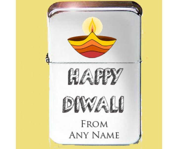 """""""Lighters are not only for smokers. Lighters are for grillers, candle users, campers and many others. This makes them a great give away gift or promotional item on Diwali. Product Details: High quality metal lighter Can be gifted to anyone this diwali Comes with a nice tin box Gift Wrapped """""""