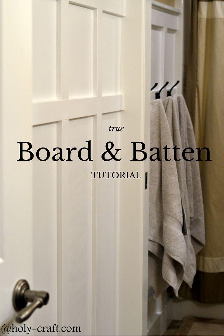 30 best DIY - Beadboard / Board & Batten images on Pinterest ...