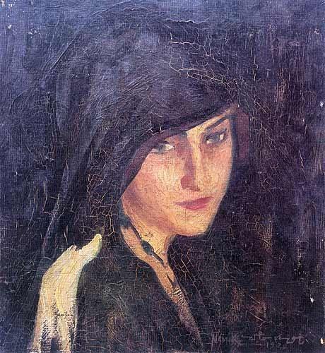 Namık İSMAİL - Mediha Hanim, 1920