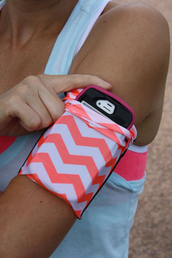 Cell Phone Arm band Running Jogging iPhone iPod by Speedzter