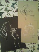 life drawing- class 1