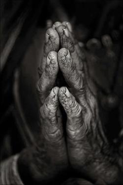 ℒ~hands . prayer . hope . wishes . http://facebook.com/LynBanas.TheIntentionalGardener