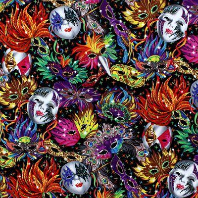 Cotton Masquerade - Bawełna - mieszanka kolorów