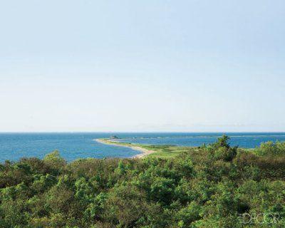 Casa de praia de Meg Rayan - Cafofo legal
