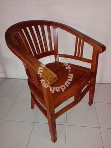 Kerusi Jati Perabot Jualan Murah Furniture Decoration For In Taman Melawati