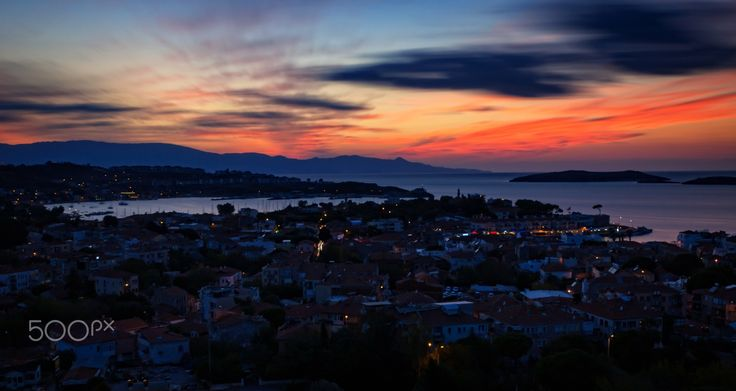 Sunset in Foça... - Eski Foça / İzmir
