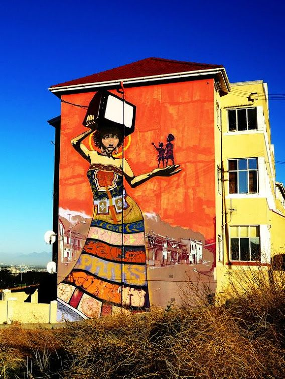 faith47 in Cape Town, South Africa