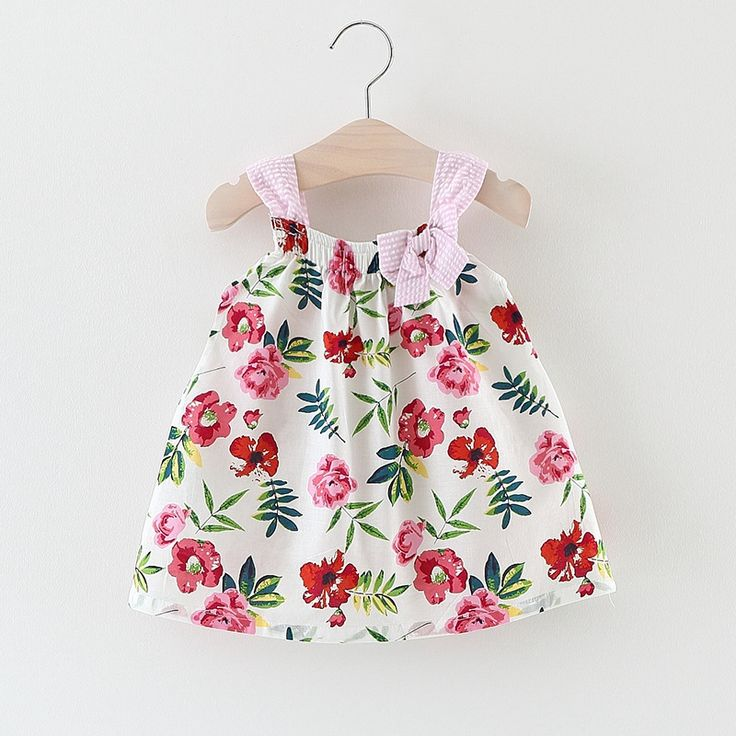 We are proud to roll out our fresh-off-the-drawing-board collection of exciting.   Like and Share if you like this Floral Print Spagetti Dress.  Tag a mom who would love our awesome range of infant clothes! FREE Shipping Worldwide.  Why wait? Get it here ---> https://www.babywear.sg/summer-beach-infant-girls-floral-print-spaghetti-strap-bow-party-princess-baby-dress-kids-clothing-vestido-infantil/   Dress up your baby in fabulous clothes today!    #bibs