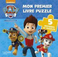 Lalibrairie.com - La Pat' Patrouille : mon petit livre puzzle. 8,50€ 5 puzzle avec 9 pieces chacun