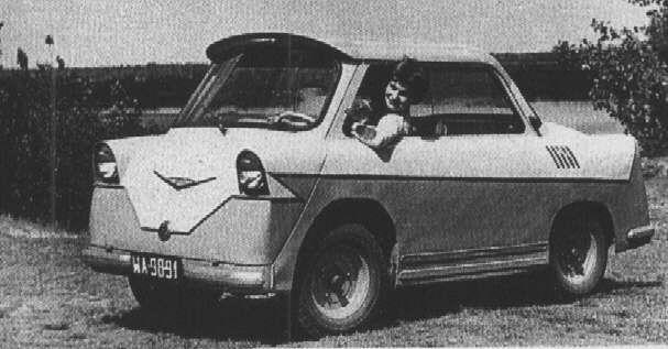 Smyk, 1957-59