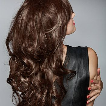 Deep Brown Brown And Permanent Hair Color On Pinterest
