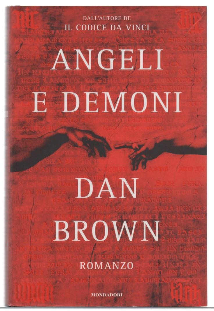 angeli e demoni - dan brown