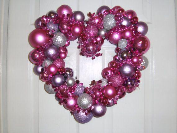 valentine's wreath!