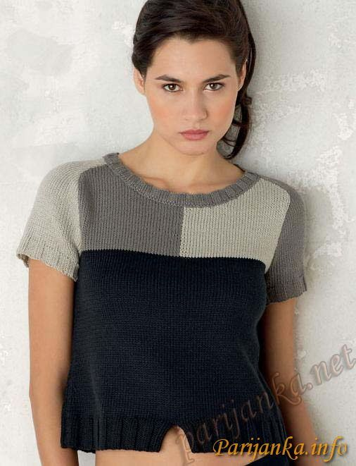 Пуловер (ж) 29*49 PHIL №1403