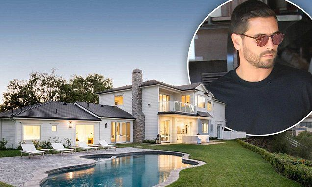 He has been living a bachelor lifestyle since splitting permanently with girlfriend Kourtney Kardashian last year. Now, the self-styled 'Lord' Scott Disick is placing a slice of said-lifestyle on display.