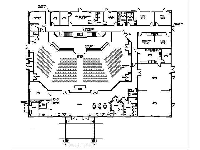Church Development Church Construction Floor Plan Design Build Abundant Life Tabern Church Building Plans Church Building Design Church Interior Design