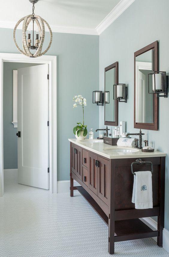 1000 Ideas About Benjamin Moore Bathroom On Pinterest