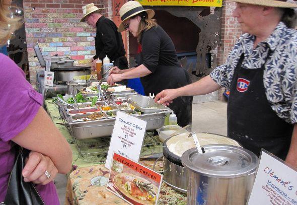 The Evergreen Brick Works Farmers' Market